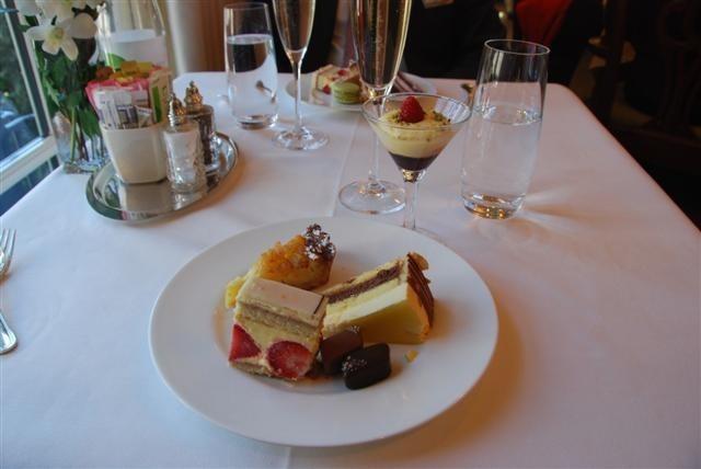 Small Dessert Sampling
