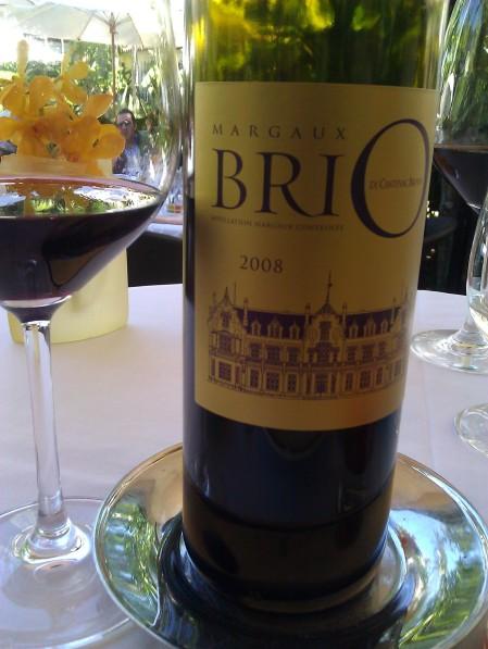 2008 Brio de Cantenac Brown - Margaux