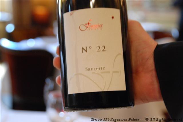 "Fournier Sancerre ""No 22"" - Rouge"