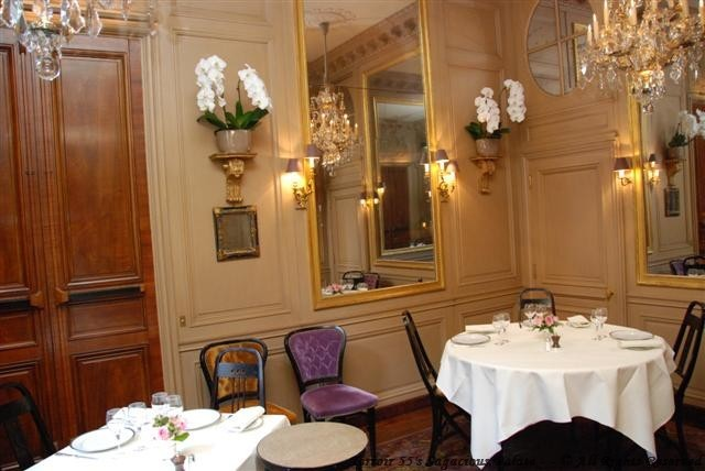 L'Ambroisie - Third dining chamber