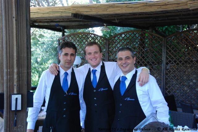 Andrea, Dario and Gianni