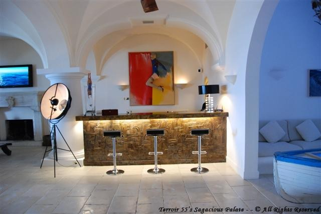 Capri Palace - The Bar