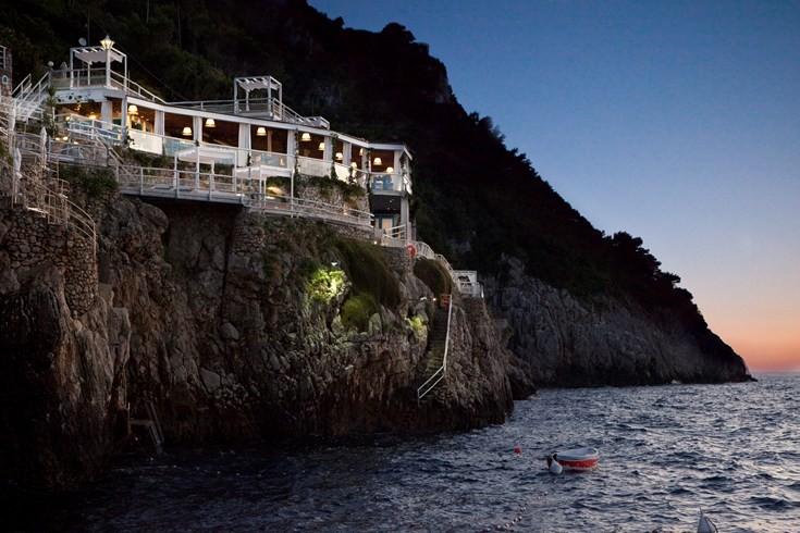 © Capri Palace - Courtesy of Capri Palace / IL Riccio