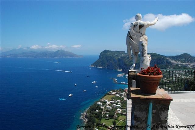 The View from Caesar Augustus