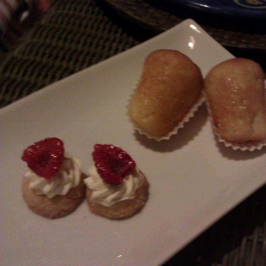 Very Light Dessert