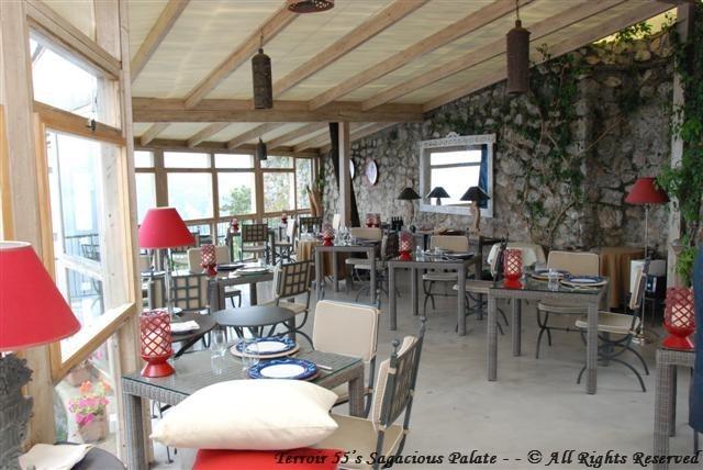 Caesar Augustus - Dining Area