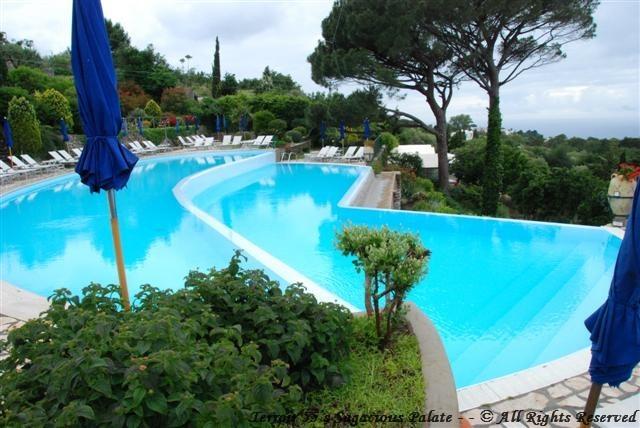Caesar Augustus - Infinity Pool