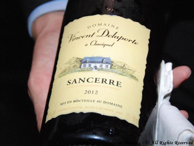 Wine Sancerre