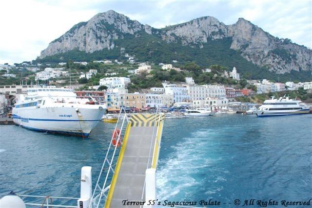 Capri - Sorrento