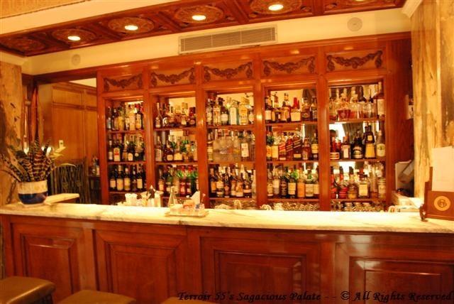 Hotel Excelsior Vittoria's Bar