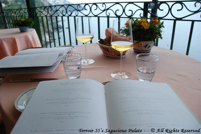 The Menu and View