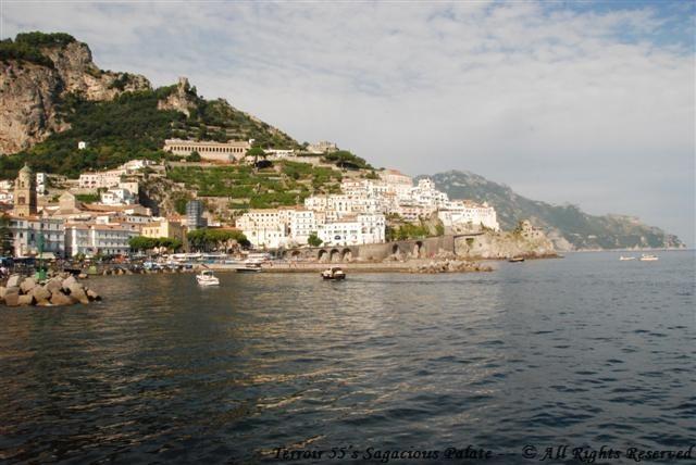 Bay of Amalfi