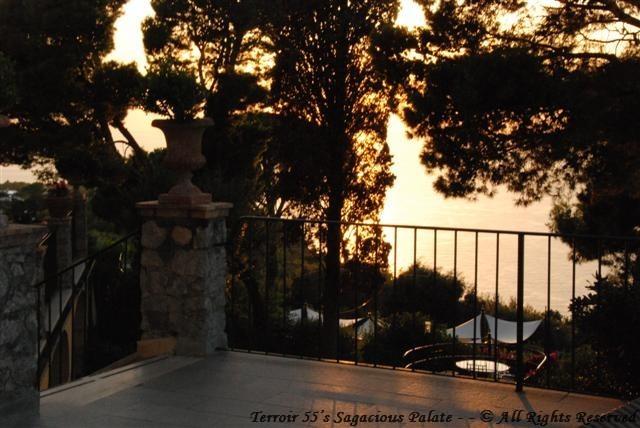The Sunset - - Caesar Augustus