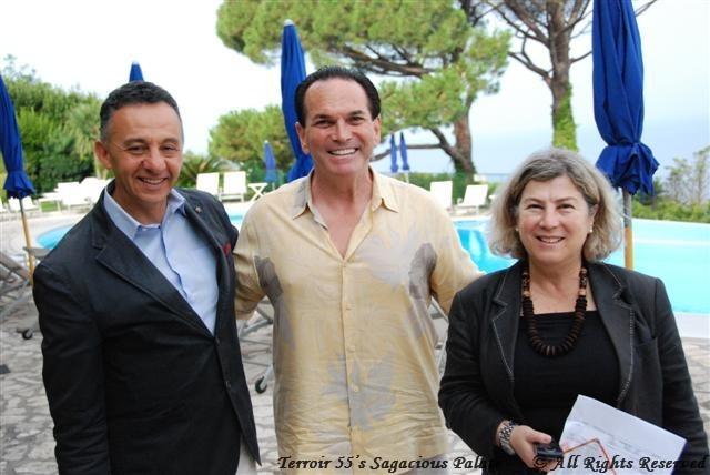 Mimmo, Tony and Lucia