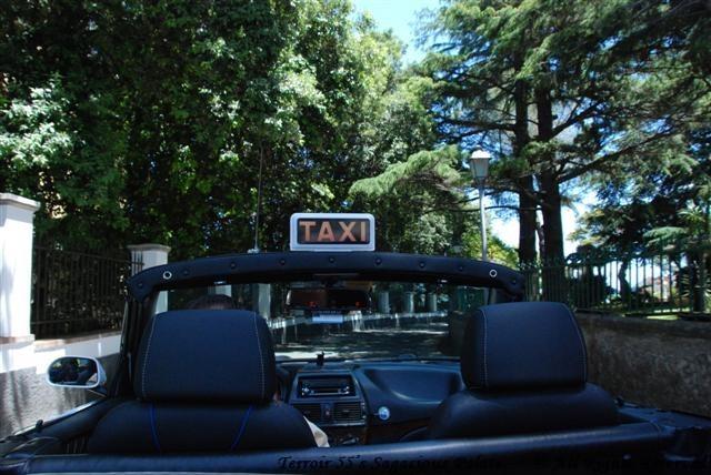 Convertible Taxi