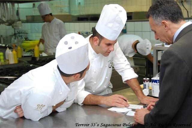 Chef Eduardo and Mimmo