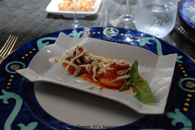 """Homemade Ravioli """"Capresi"""""""
