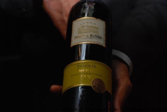 2011 Insolia I.G.T. (Sicilia) Feudo dei Principi di Butera