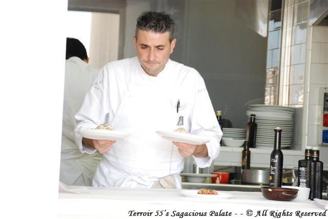Chef Capri