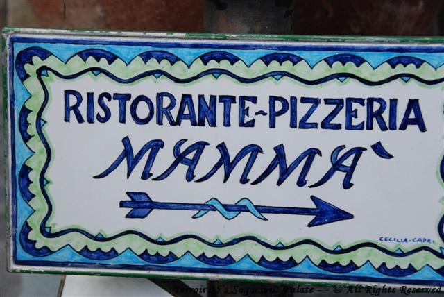 Mamma, Capri