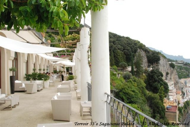 Cappuccini - The Terrace