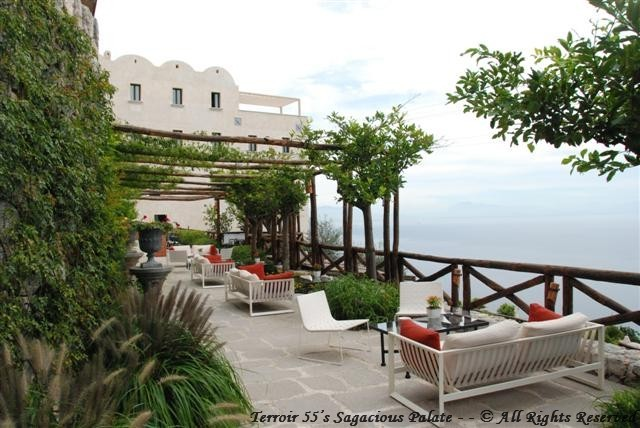 "Monastero Santa Rosa - ""The Grounds"""