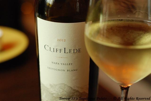 """2012 Cliff Lede """"Sauvignon Blanc """"Napa Valley"""