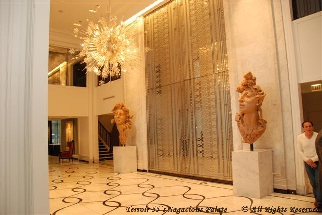 "The Waldorf Astoria - Chicago ""The Lobby"""