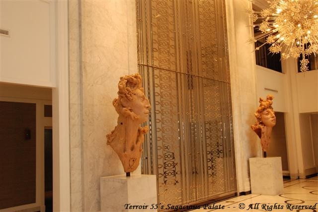 "The Waldorf Astoria - Chicago ""The Lobby"""