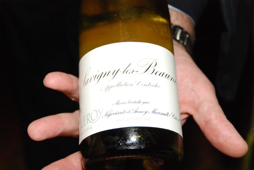 Domaine Leroy 2012 - Savigny-les-Beaune