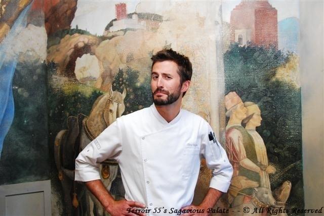 """Chef Marchino - The Court of Urbino - """"Sprezzatura"""""""
