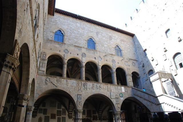 Courtyard Bargello