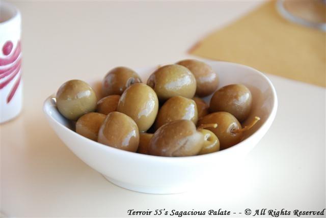 Olives...