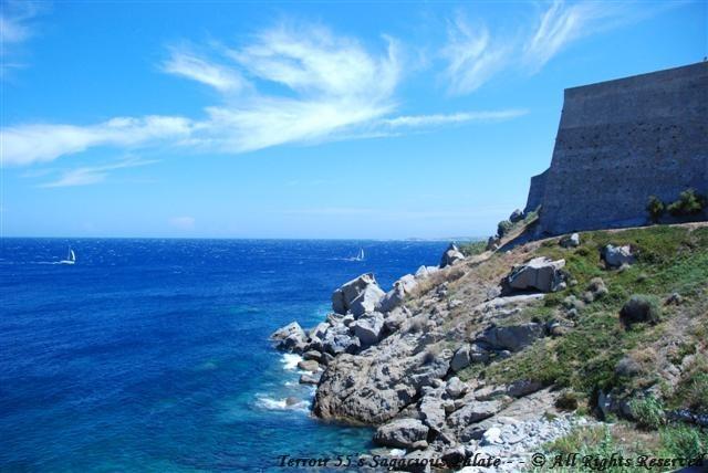 The shore of the Citadel