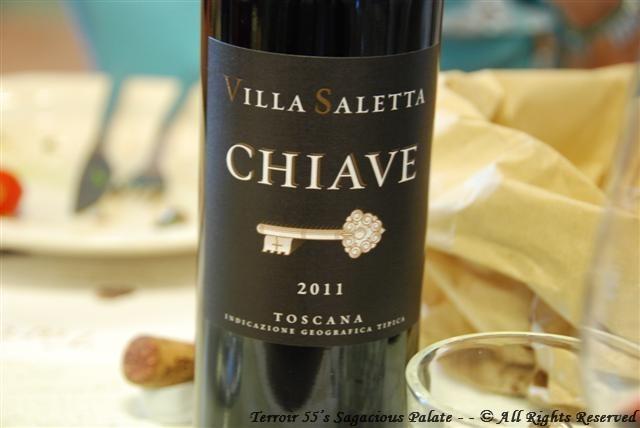 "Villa Saletta ""Chiave"" - 2011 Toscana"
