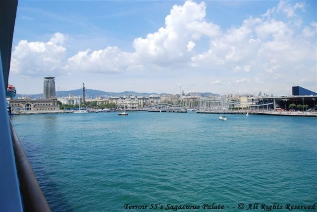Barcelona, The Harbor