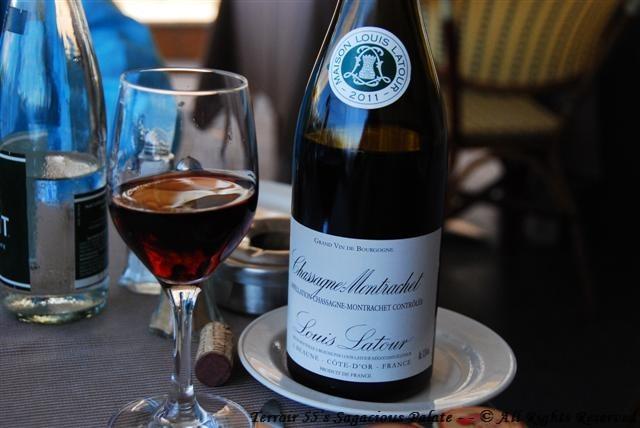 2011 Chassagne-Montrachet Rouge Louis Lator