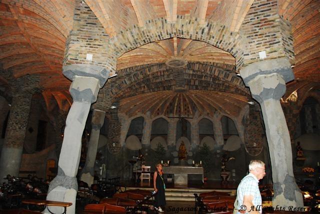 Church of Colònia Güel
