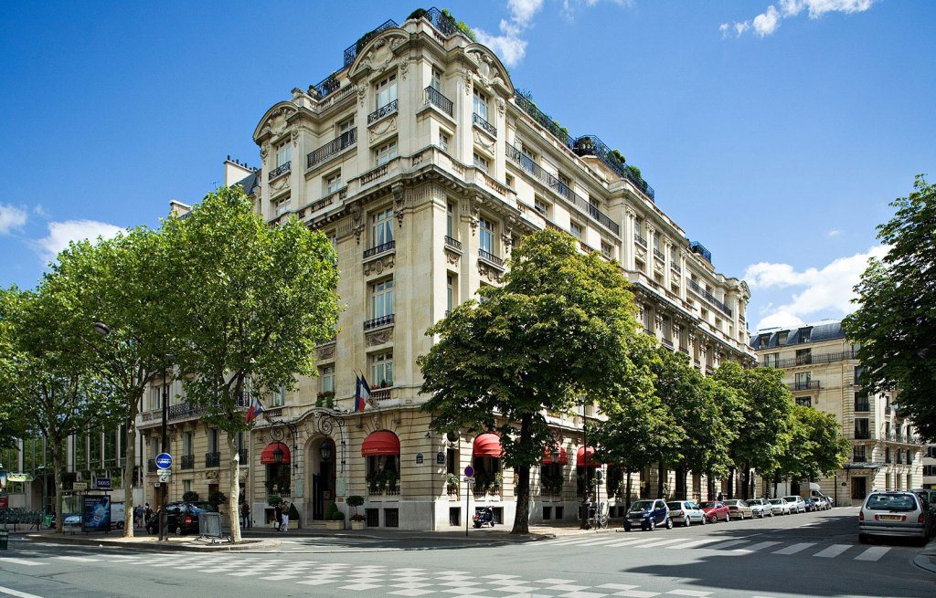 © Hotel Raphael Paris - - Courtesy of Hotel Raphael