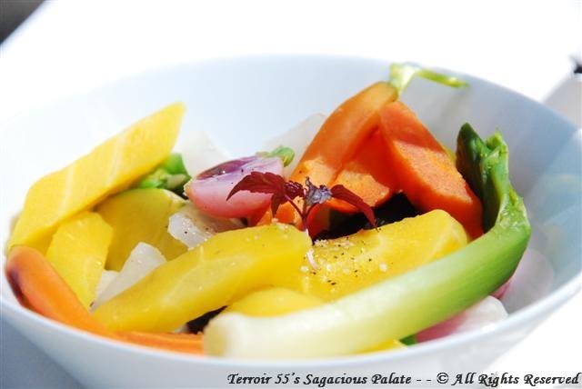 Légumes de Saison (Seasonal Vegetables)