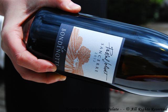 """2012 Domaine Pascal Jolivet """"Bondenotte"""" Rouge"""