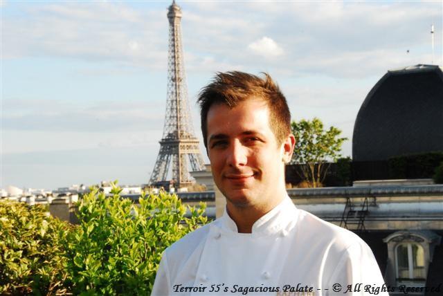 Chef Etienne Barrier