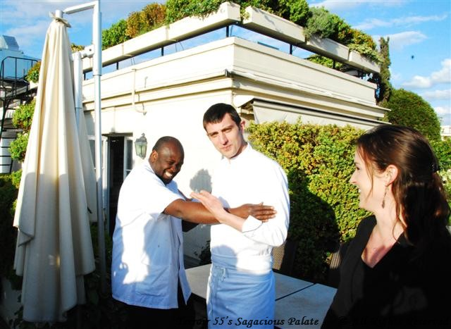 Sous Chef Thomas CHEGARAY