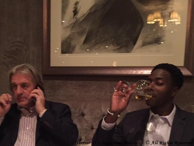 Mmmmm....Condrieu and Maestro Barry Douglas