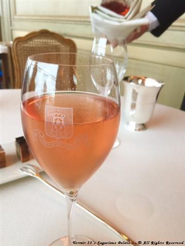 La Tour D'Argent Champagne - Grand Cru Brut Rosé