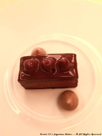 Chocolate et Carmel, Cremeux a La Noisette