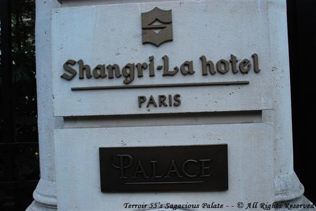 Shangri-La -- Paris