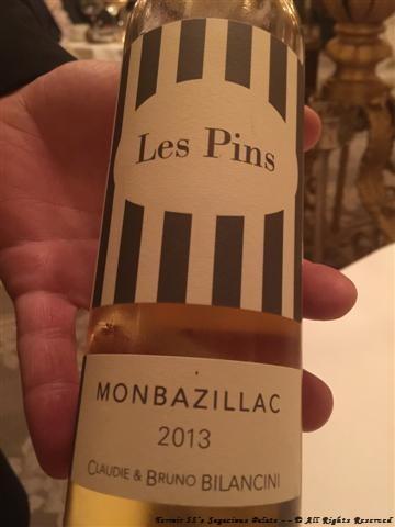 """2013 Monbazillac, Château Tirecul La Gravière """"Les Pins"""""""