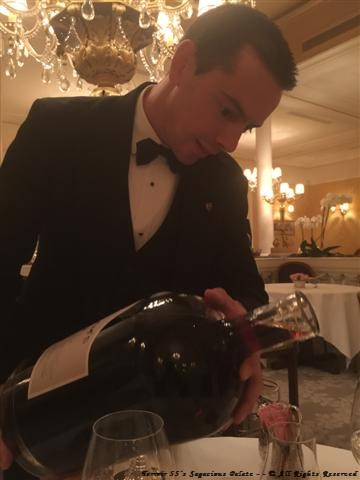 Graham's 20 - Chef Sommelier, Mr. Nicolas VIALETTES