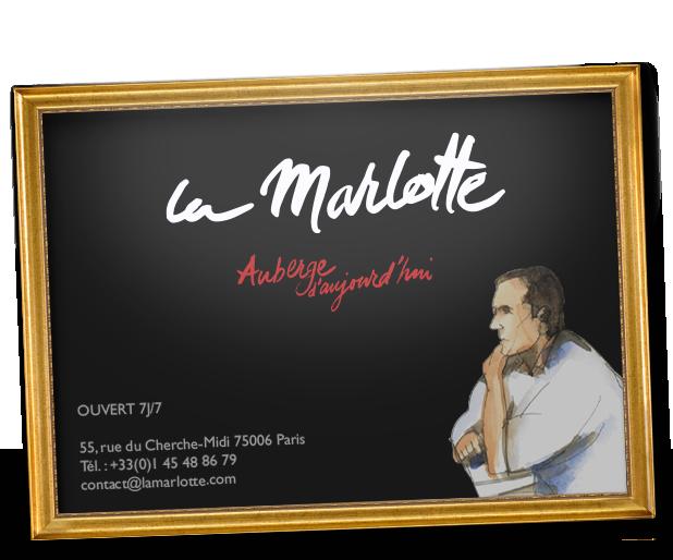 La Marlotte - Paris